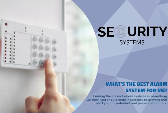 Alarm systems in UK