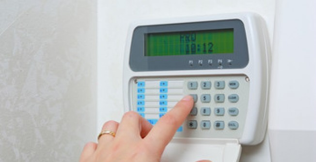 Intruder Alarm System in Adbaston