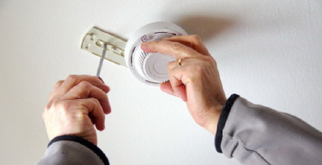 Carbon Monoxide Detector in North Ayrshire