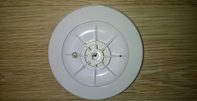 Fire Detector in Barton