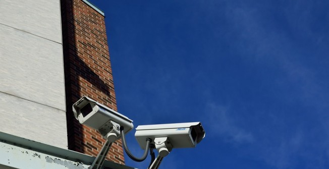 Surveillance Cameras in Aston