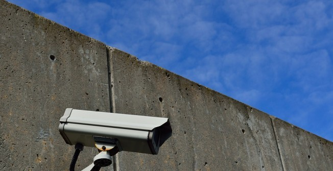 Commercial CCTV Camera in Aldershawe
